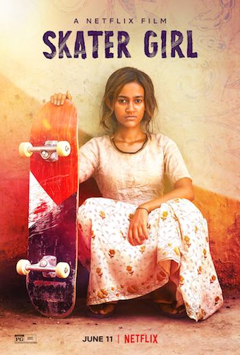 Skater Girl 2021 Dual Audio Hindi 720p WEB-DL 900mb