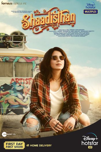 Shaadisthan 2021 Hindi 480p WEB-DL 300mb