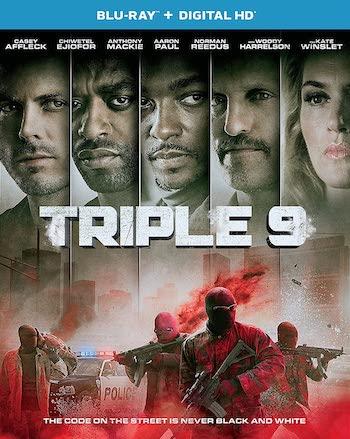 Triple 9 (2016) Dual Audio Hindi 720p BluRay 1.1GB