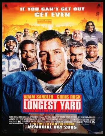 The Longest Yard 2005 Hindi Dual Audio 350MB BluRay 480p