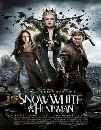 Snow White and the Huntsman 2012 Hindi Dual Audio 720p BluRay ESubs