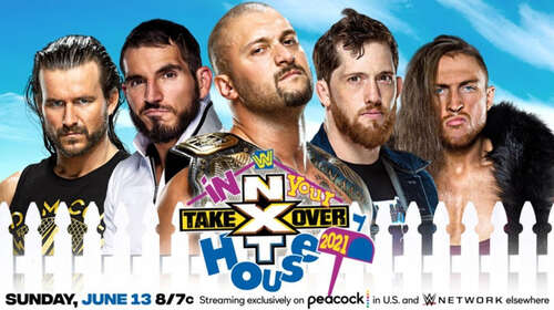 WWE NXT TakeOver In Your House 13th June 2021 720p 600MB WEBRip 480p