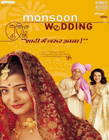 Monsoon Wedding 2001 Hindi 720p BluRay x264