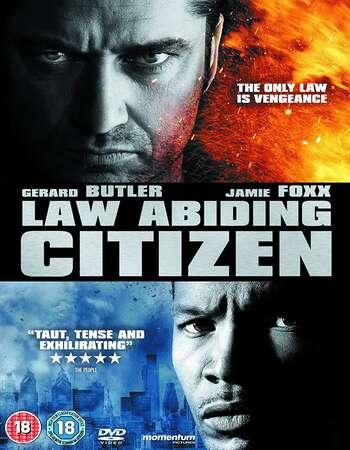 Law Abiding Citizen 2009 Hindi Dual Audio 400MB BluRay 480p ESubs