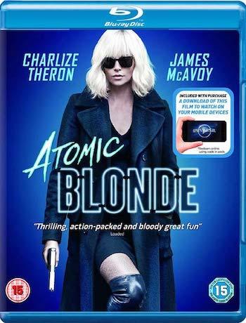 Atomic Blonde 2017 Dual Audio Hindi 720p BluRay 999mb