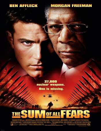 The Sum of All Fears 2002 Hindi Dual Audio 720p BluRay x264