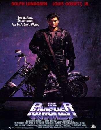 The Punisher 1989 Hindi Dual Audio 720p BluRay x264