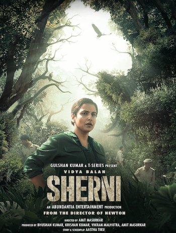 Sherni 2021 Hindi Full Movie Download