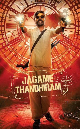 Jagame Thandhiram 2021 Hindi Dual Audio 1080p UNCUT HDRip 2.5GB MSubs