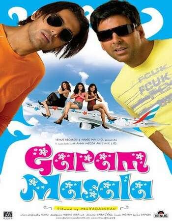 Garam Masala 2005 Hindi 720p HDRip x264
