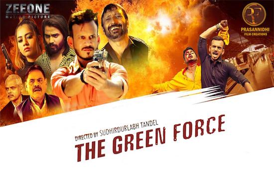 The Green Force 2021 Hindi 480p WEB-DL 300MB