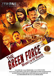 The Green Force 2021 Hindi 720p HDRip x264