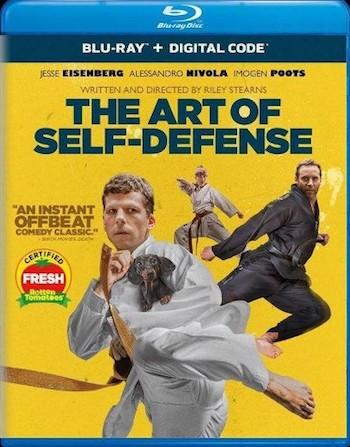 The Art Of Self-defense 2019 Dual Audio Hindi 480p BluRay 350mb
