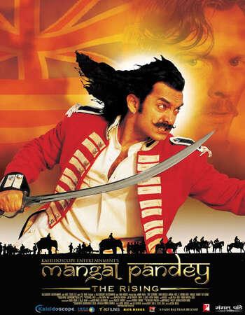 Mangal Pandey The Rising 2005 Full Hindi Movie 720p HDRip Download