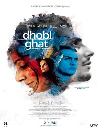 Dhobi Ghat 2010 Full Hindi Movie 720p BRRip Free Download