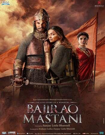 Bajirao Mastani 2015 Full Hindi Movie 720p BRRip Free Download