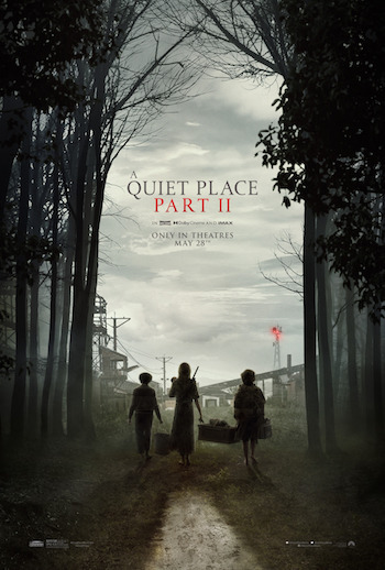 A Quiet Place Part II 2020 English 720p WEB-DL 800MB ESubs