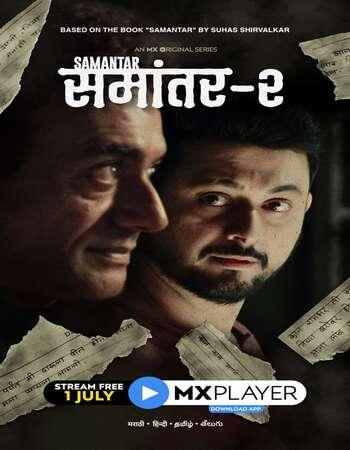 Samantar 2021 Hindi Season 02 Complete 720p HDRip x264