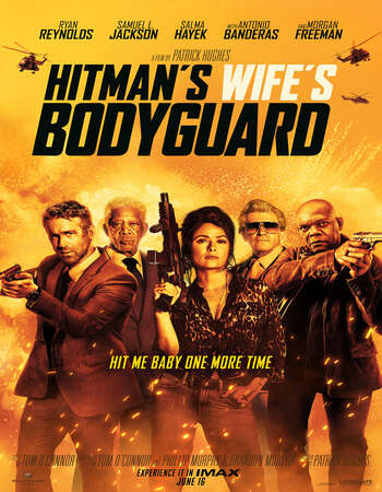 The Hitmans Wifes Bodyguard 2021 English 720p WEBRip 850MB