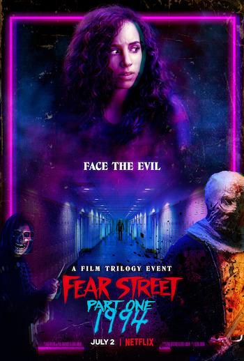 Fear Street Part One 1994 (2021) Dual Audio Hindi 480p WEB-DL 300mb