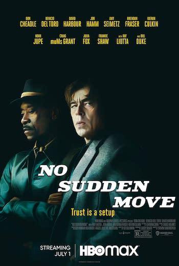 No Sudden Move 2021 English 720p WEB-DL 850MB ESubs