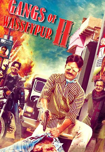 Gangs of Wasseypur 2012 Hindi 720p BRRip 1.2GB
