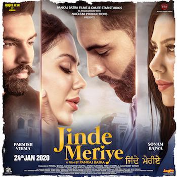 Jinde Meriye 2020 Punjabi 720p HDTV 1GB