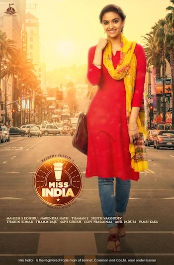 Miss India 2021 Hindi Dubbed 720p HDRip 950mb