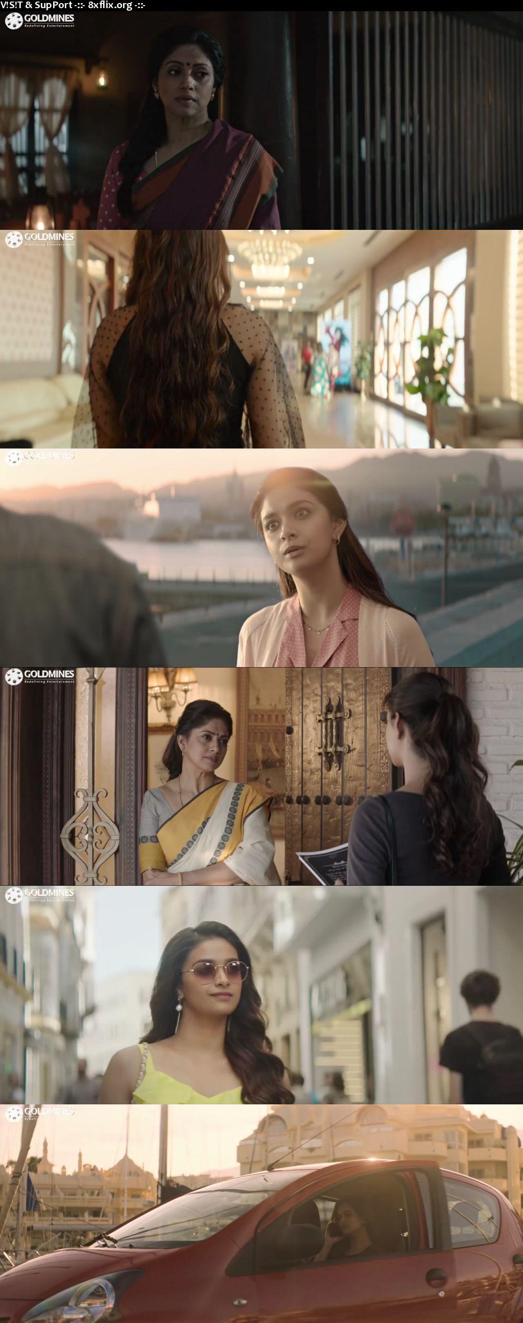 Miss India 2021 Full Movie Hindi Dubbed 720p 480p HDRip
