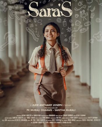 Sara's 2021 Malayalam 720p HDRip ESubs