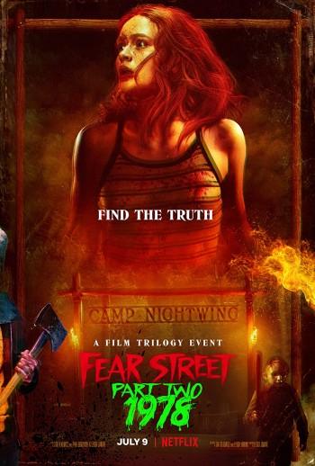 Fear Street Part 2 1978 (2021) Dual Audio Hindi Full Movie Download