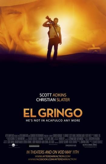 El Gringo 2012 Dual Audio Hindi 480p BluRay 300MB