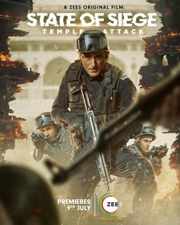 State Of Siege Temple Attack 2021 Hindi Full Movie Download