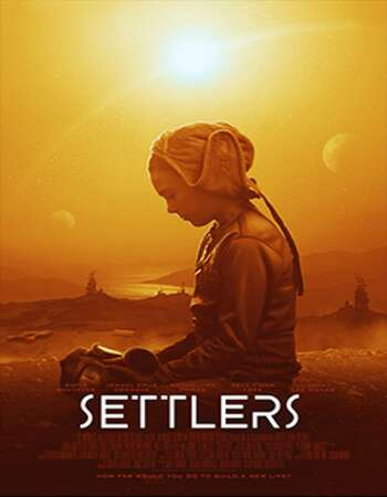 Settlers 2021 English 720p Web-DL 900MB MSubs