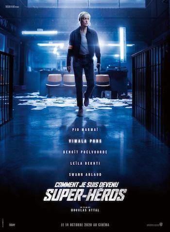 How I Became A Superhero 2021 Dual Audio Hindi Movie Download
