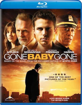 Gone Baby Gone 2007 Dual Audio Hindi 480p BluRay 350MB
