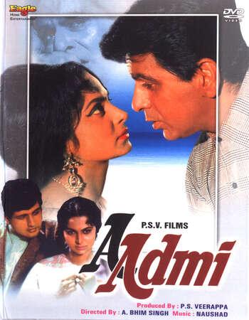 Aadmi 1968 Hindi 720p HDRip x264
