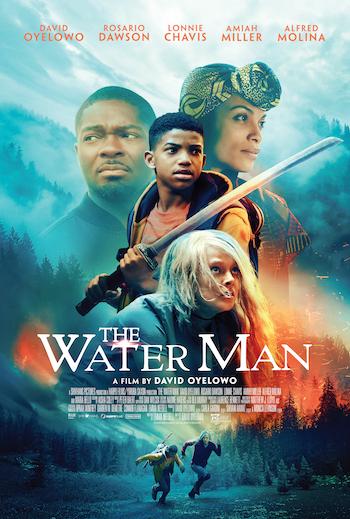 The Water Man 2021 Dual Audio Hindi Movie Download