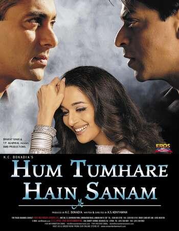 Hum Tumhare Hain Sanam 2002 Hindi 720p HDRip x264