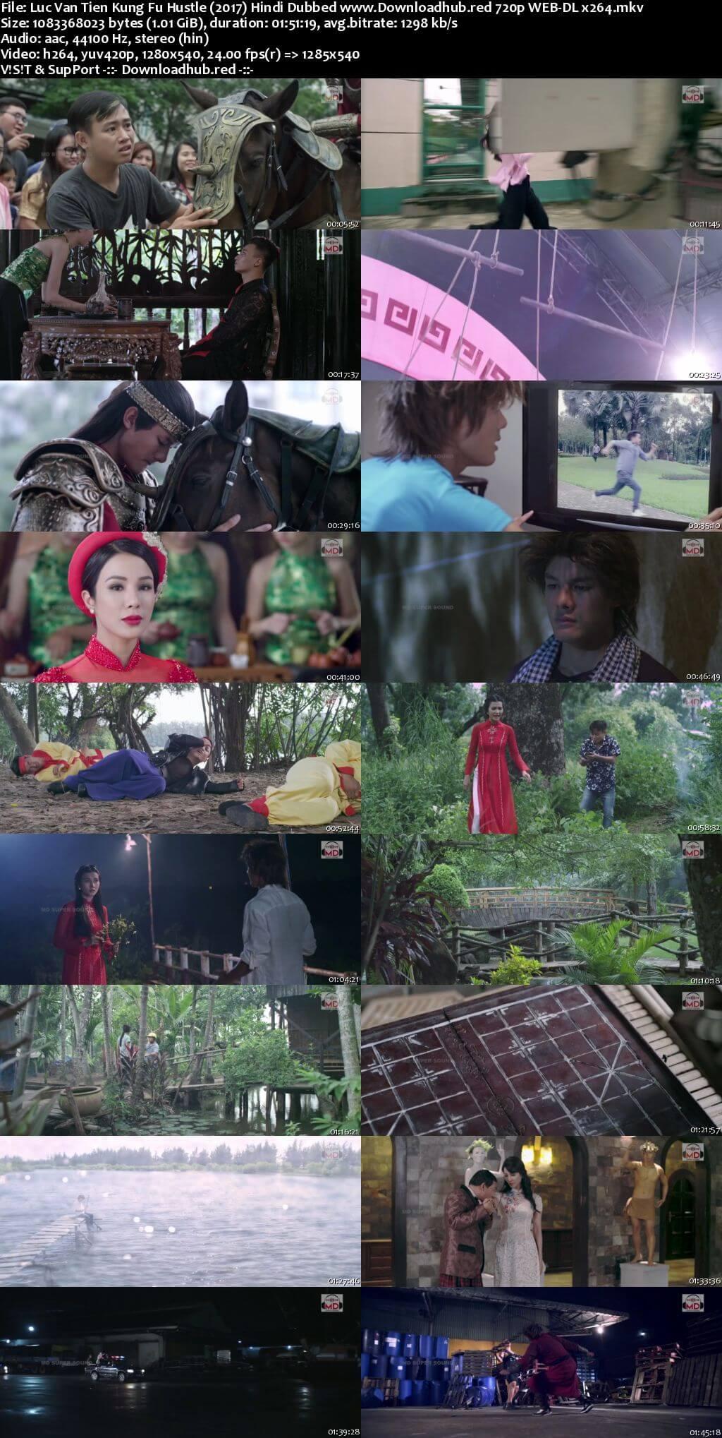 Luc Van Tien Tuyet Dinh Kungfu 2017 Hindi Dubbed 720p HDRip x264