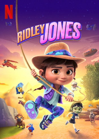 Ridley Jones 2021 S01 Dual Audio Hindi 720p WEB-DL 1.2GB