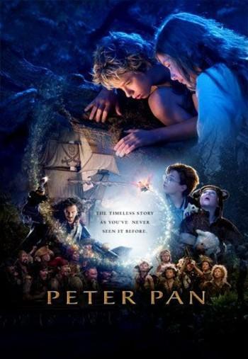 Peter Pan 2003 Dual Audio Hindi English BRRip 720p 480p Movie Download