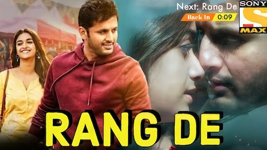 Rang De 2021 Hindi Dubbed 720p HDRip 950mb