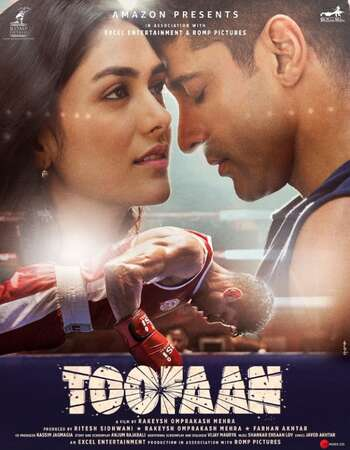 Toofaan 2021 Hindi Full Movie Download