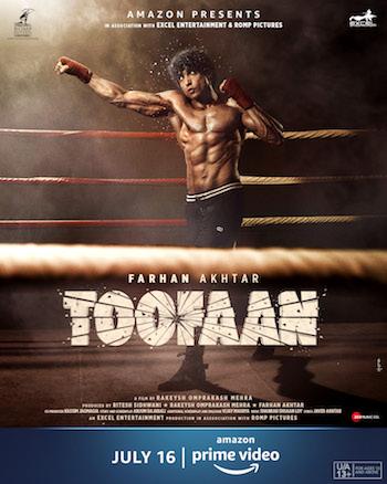 Toofaan 2021 Hindi Movie Download