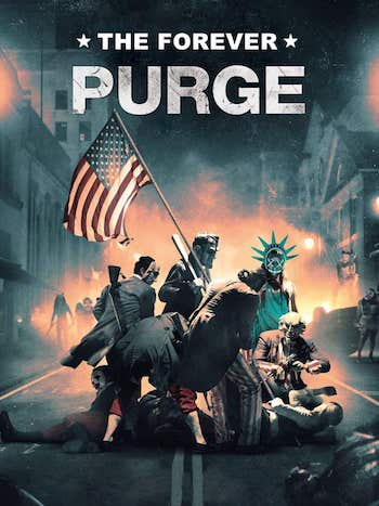The Forever Purge 2021 English Movie Download