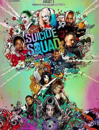 Suicide Squad 2016 English Full Movie Download
