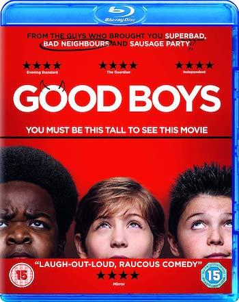 Good Boys 2019 Dual Audio Hindi 480p BluRay 300mb