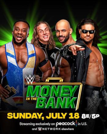 WWE Money In The Bank 2021 PPV Download