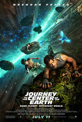 Journey To The Center Of The Earth 2008 English 720p WEB-DL 800MB ESubs